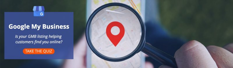 Google My Business Listing Assessment